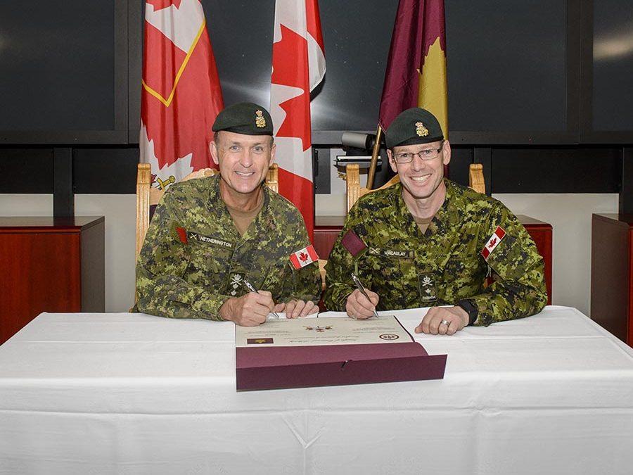 Combat support brigade to institutionalize key capabilities