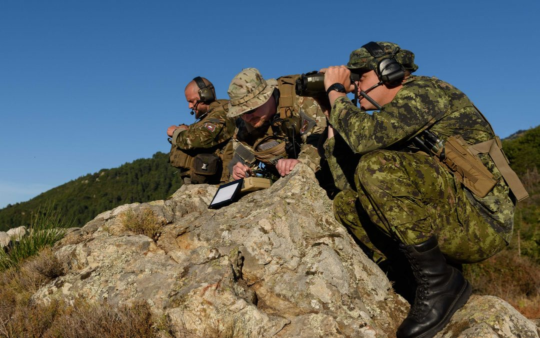 Precision strike: Close air support goes digital