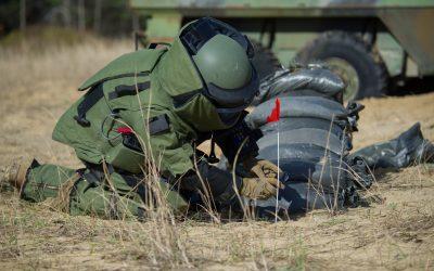 Military, civilian partners counter explosive threats