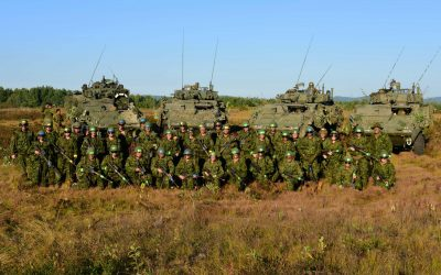 Canadian army blog