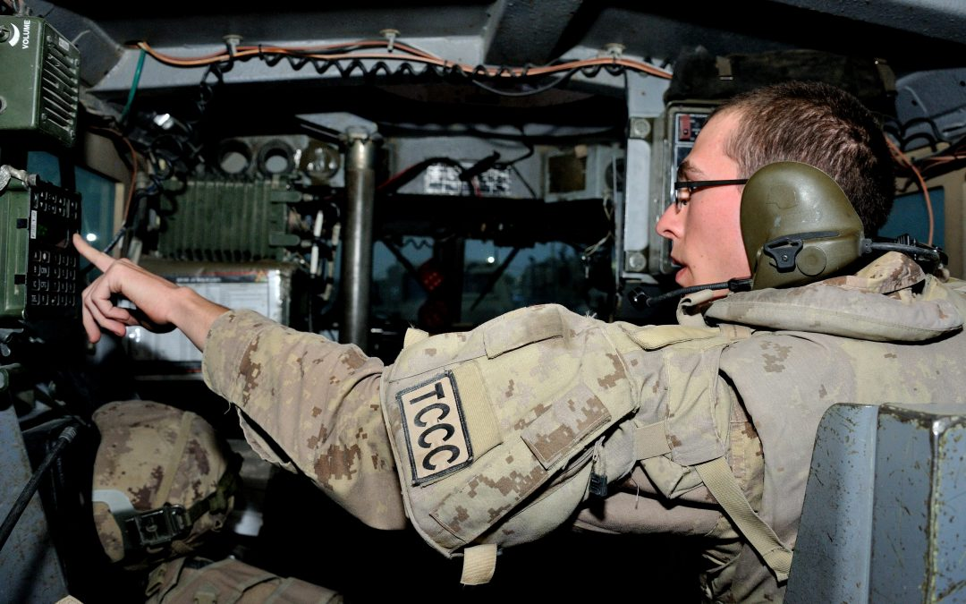 Modernizing the Army's communications backbone