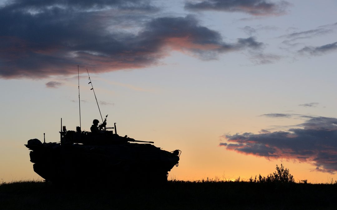 Under the influence: Exercise scenarios prepare brigades for operations near Russian border