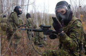 Training in transition | Canadian Army Today