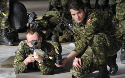 Combat training: Army growth plans put a premium on quality instructors