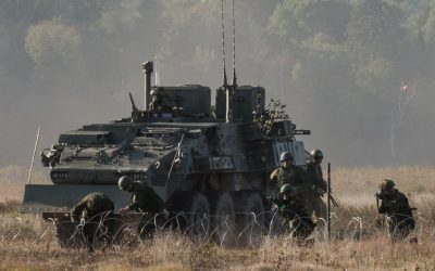 LAV UP: Enhancing the light armour vehicle specialist variants
