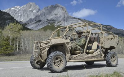 Off road ride: To improve mobility, light infantry trials four wheelers