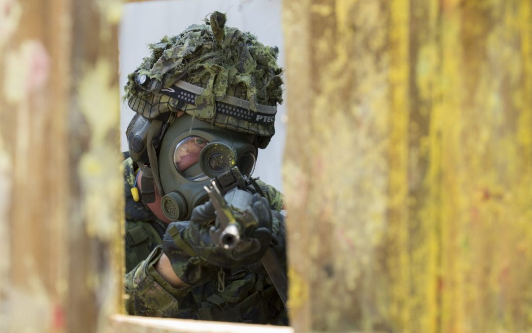 Robotic weapon system puts soldiers' skills to the test