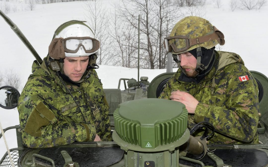 Out of a jam: Artillery OPVs will carry GPS anti-jamming technology