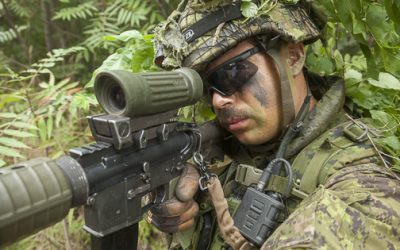 Instant impact:  Integrated soldier system suite will change platoon and company tactics