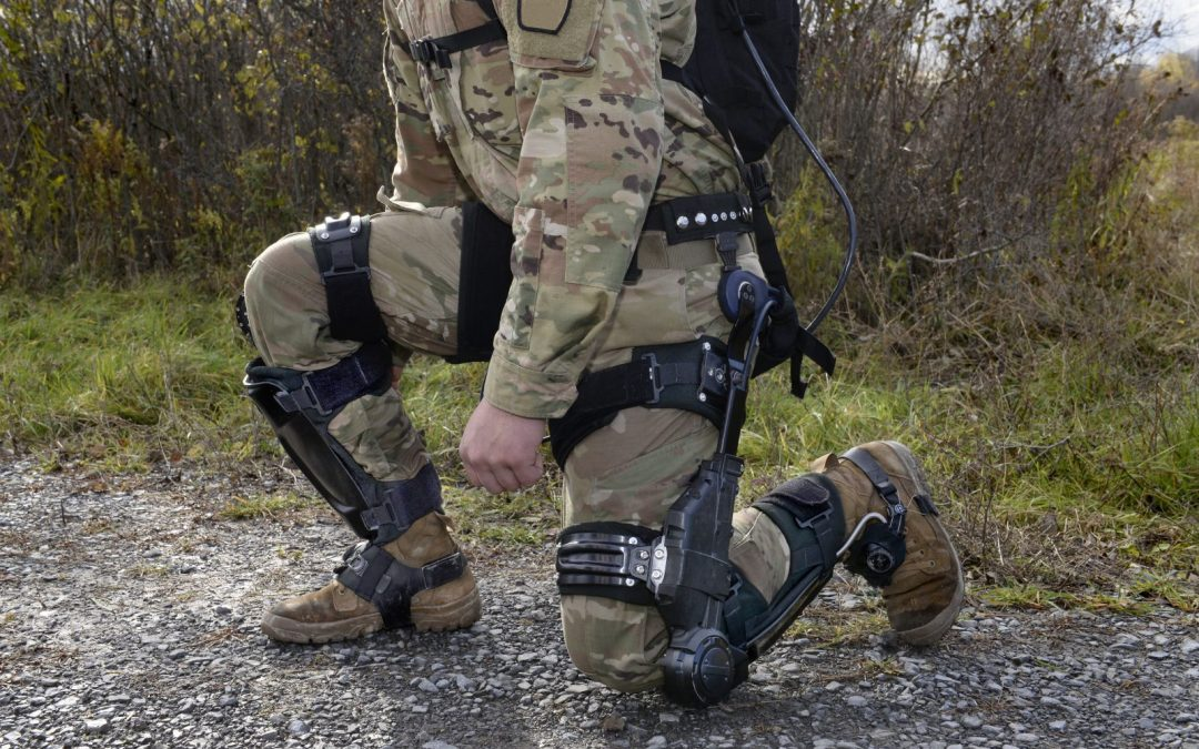B-Temia and Lockheed Martin team up to optimize ONYX exoskeleton