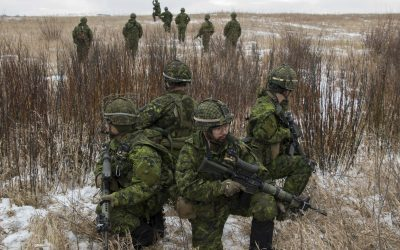 On the Road to High Readiness: Canadian Patrol Concentration puts soldiers to the test