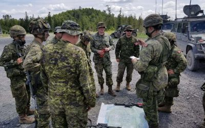 Leadership immersion: Intensive summer training offers Regular and Reserve leaders a different perspective