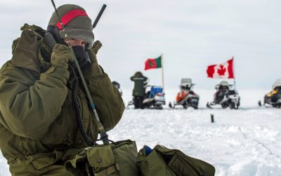 DND seeks industry input for Land electronic warfare