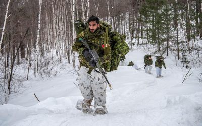 Shedding the weight: Project aims to lighten the load with updated soldier clothing and equipment