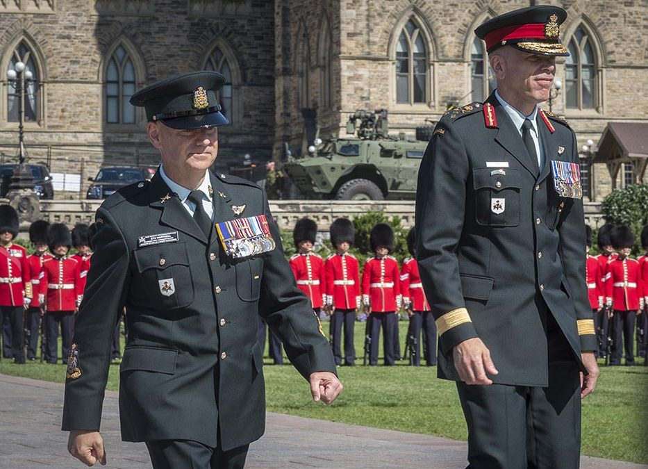 Together we will stand strong: Commander Canadian Army