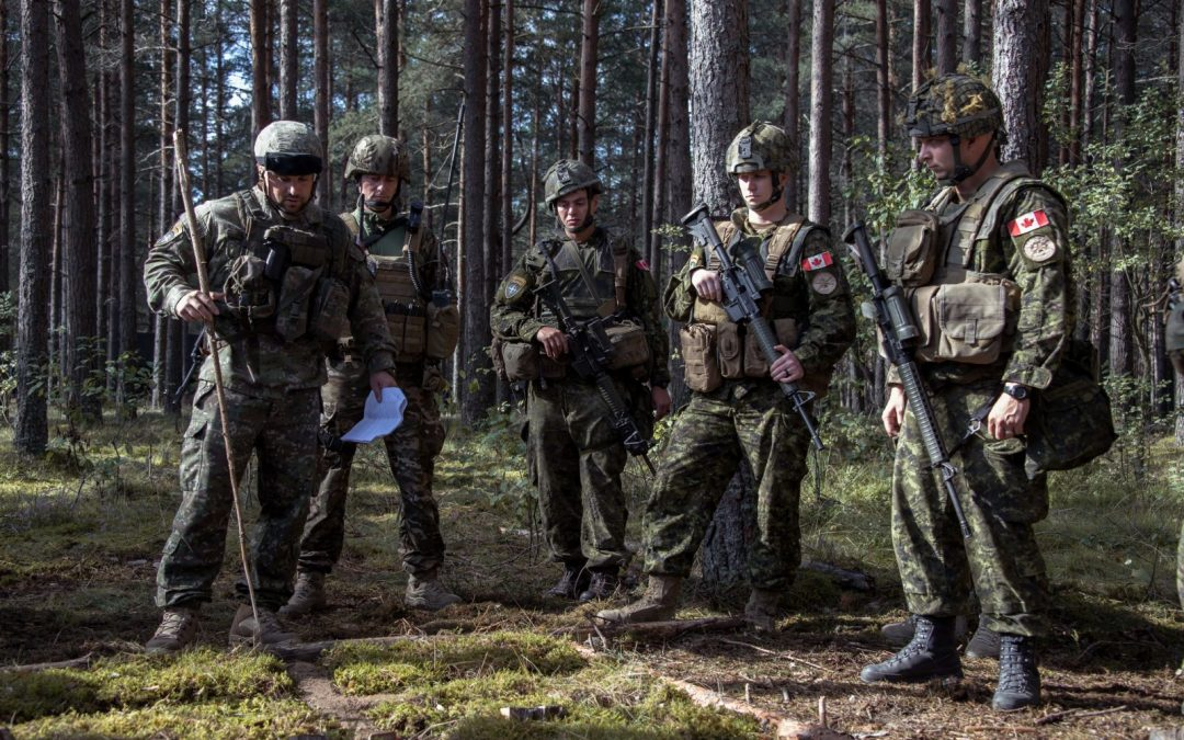 Unit cohesion: Latvia battle group proving its resilience and resolve