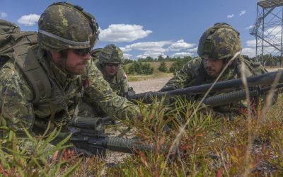 Training to train: On the road to high readiness, Reserve exercise offers rare opportunity to mentor and coach