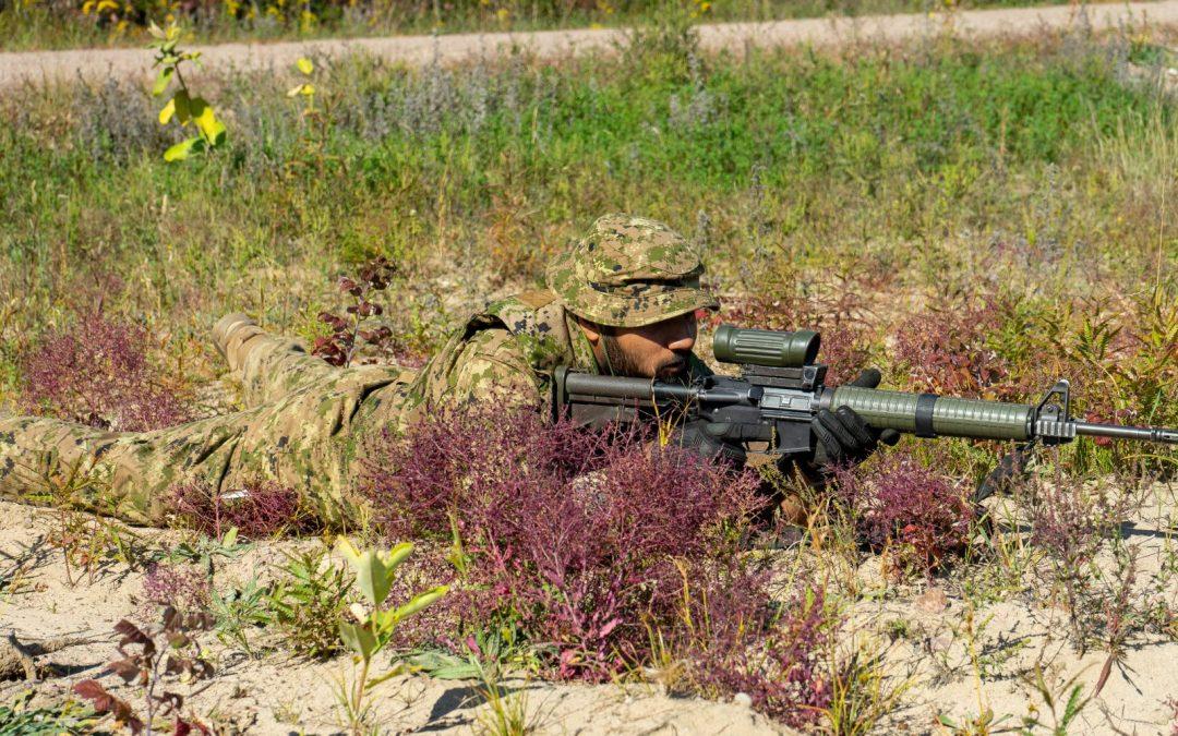 Army finalizing new camouflage pattern