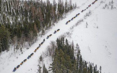 NOREX 20: Validating a sub-Arctic response