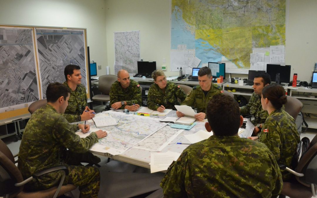 Universal lessons: Even as warfare changes, staff officer courses and tools remain resilient