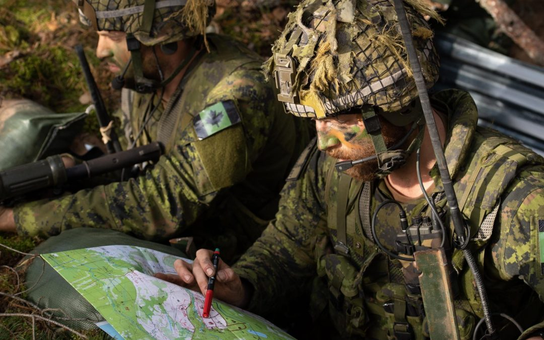 Ready for Adaptive Dispersed Operations: The Army's modernization strategy