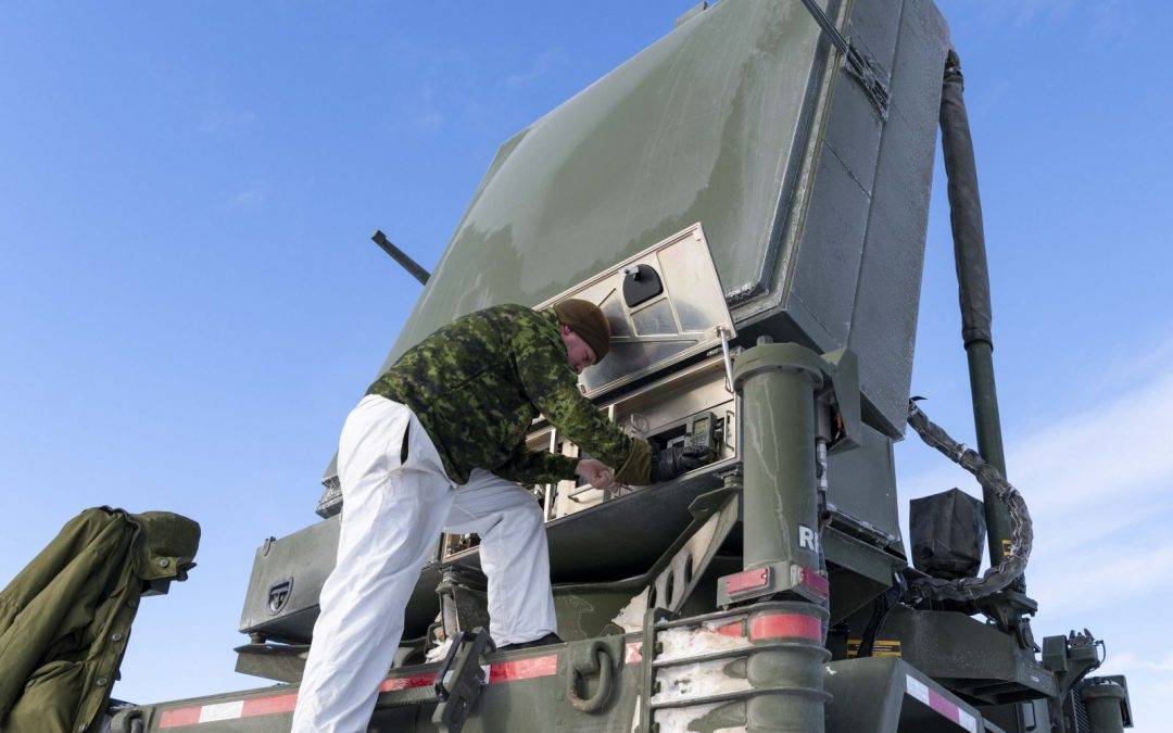 How a magic box and a new radar delivered a coalition air picture