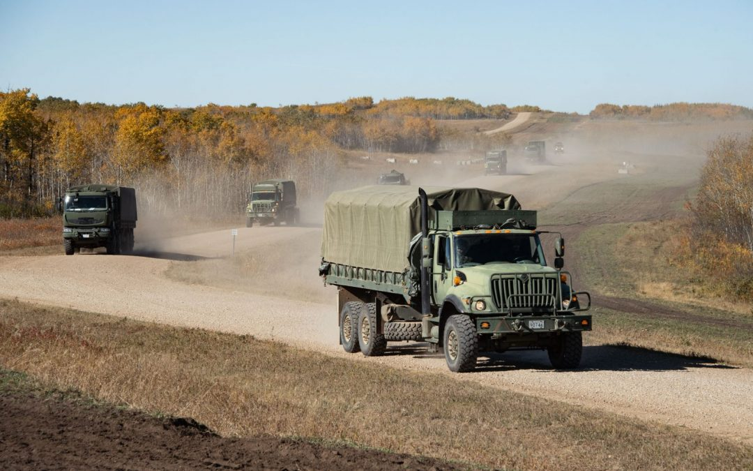 The road to new logistics trucks