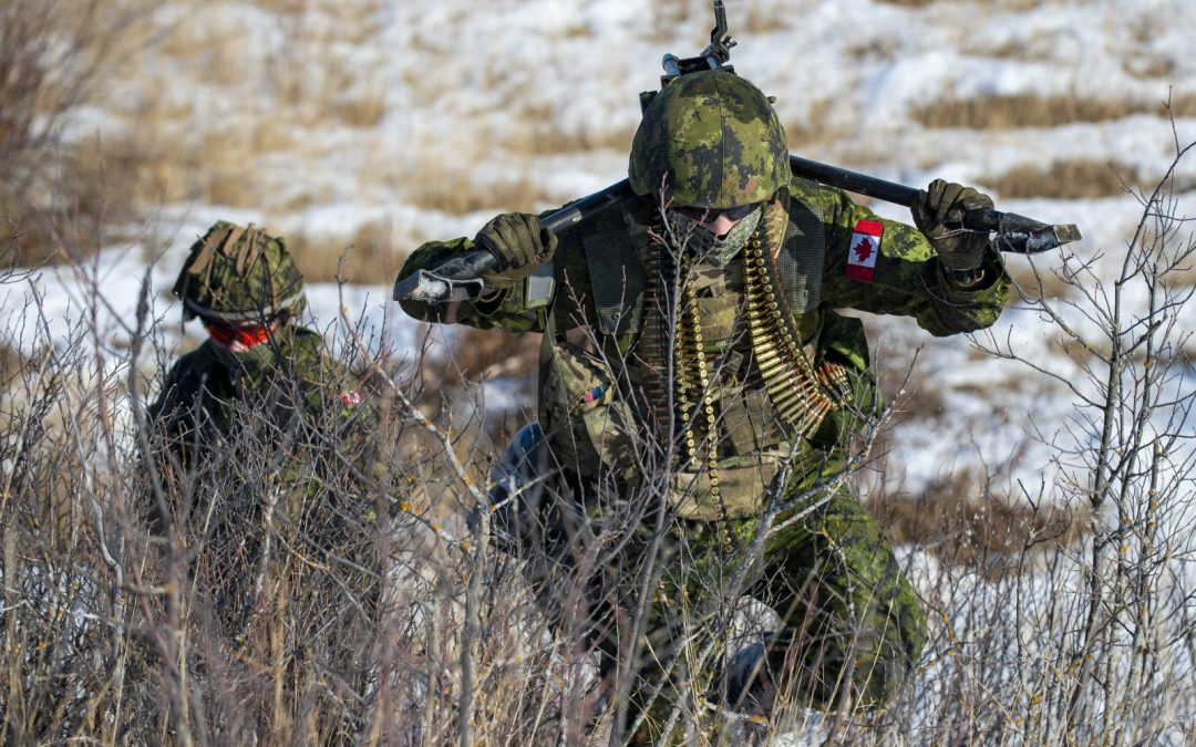 Collective effort: To resume collective training, 3rd Canadian Division modified many exercises, including Maple Resolve