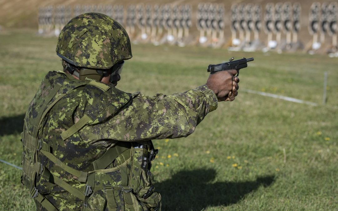 Pistols on target for fall contract award