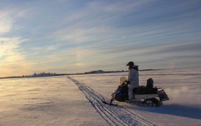 As the Arctic heats up, so too has Arctic warfare training