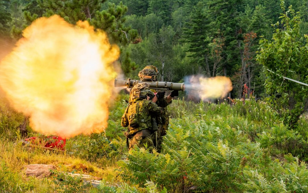 Saab unveils and demonstrates new guided multipurpose munition