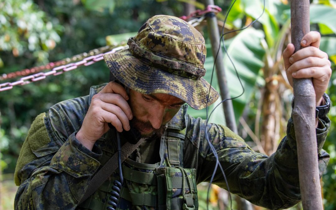 Spine Untapped: The Army's digital backbone